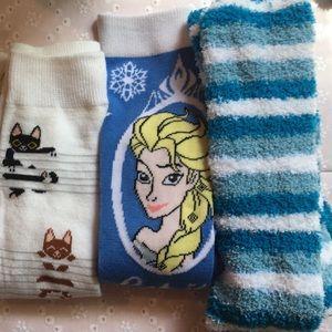 NWT Knee Socks Bundle